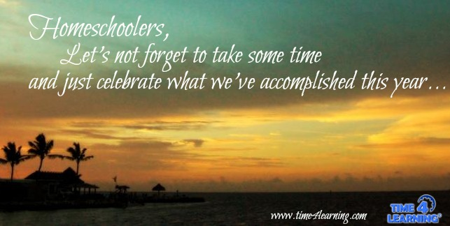 Homeschool Celebrations